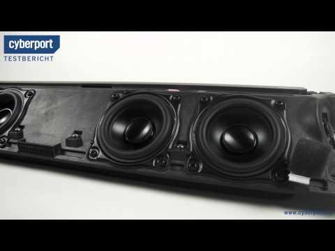 Sonos Playbar im Test I Cyberport