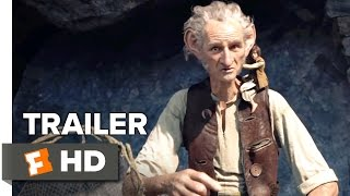 The BFG - Official Trailer #2 (2016)