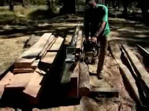 Lucas Portable Sawmill Accessories