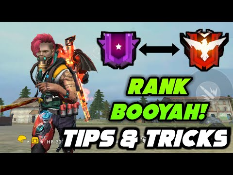BEST TIPS & TRICKS TO PUSH RANK IN FREEFIRE EASY WAY TO GO HEROIC IN FREEFIRE | 100% WORKING PART-2