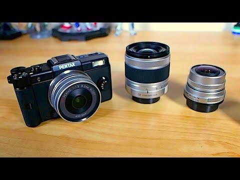 Pentax Q - New Favouritest Camera EVER! - Review