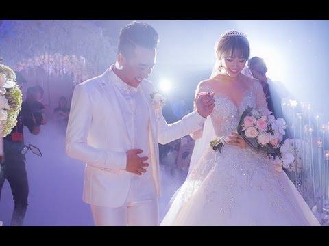 Video full lễ cưới Trấn Thành và Hariwon - part 1