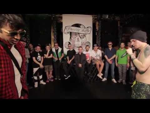 FreeWay Live #5: Тато Vs Алекс Таппер (2015)
