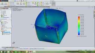 Nonton Solidworks Simulation  Liquid Pressure Film Subtitle Indonesia Streaming Movie Download