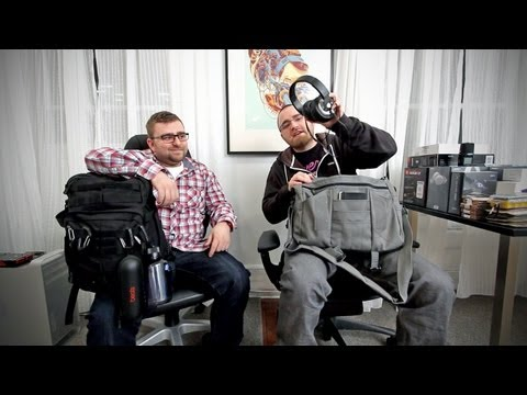 unboxtherapy - Check out my Makerbot interview - http://youtu.be/lQWW24F6Zb8 FULL ITEM LIST BELOW Tenba Large Messenger Bag - http://amzn.to/VWzlDi Moleskine Ruled Notebook...