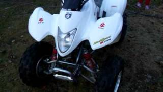 5. My 2004 Suzuki Quadsport z250