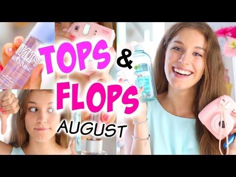 TOPs und FLOPs August im LIVE TEST! ♡ BarbieLovesLipsticks