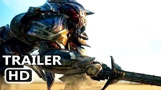 TRANSFORMERS 5 The Last Knight TV Spot + Trailer (2017) Michael Bay Action Blockbuster Movie HD