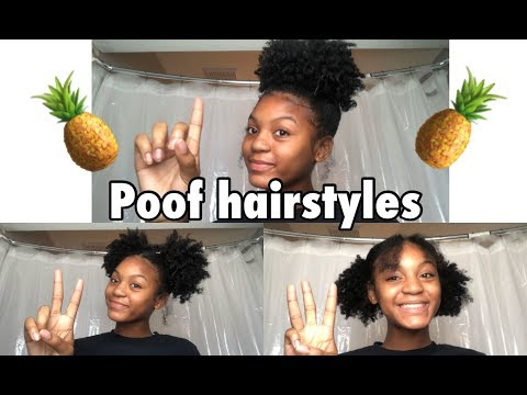 Curly hairstyles - 3 Easy Curly Back To School Hairstyles