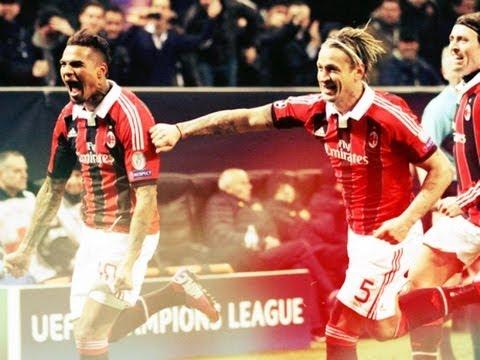 Milan Vs Barcellona | Niente e' Impossibile |