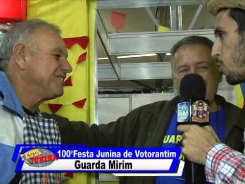 100ª Festa Junina de Votorantim - Guarda Mirim