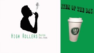 Drink beer in public! High Rollers #17 by