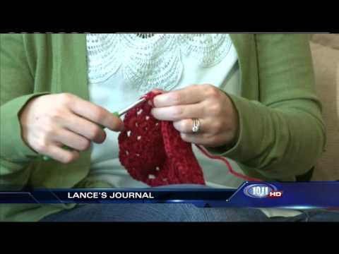 Lance's 'Crochet Therapy' Journal, May 17, 2013