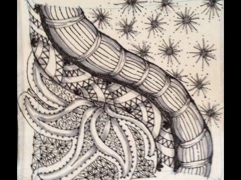 Zentangle® with Pam Damour, CZT