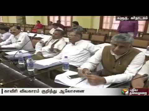 Cauvery-issue-Karnataka-refuses-to-open-water-to-Tamil-Nadu-again