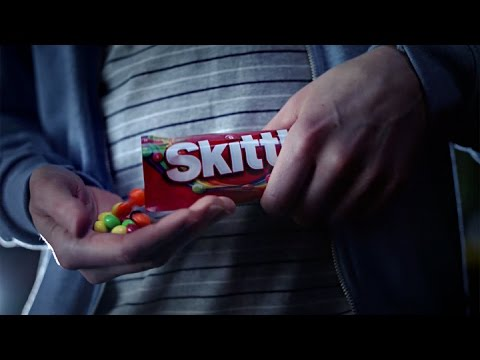 Skittles Romance  Super Bowl 51 Commercial