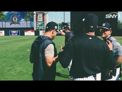 Video: Aarons Everywhere, see all the Sunday sights at Yankees camp!