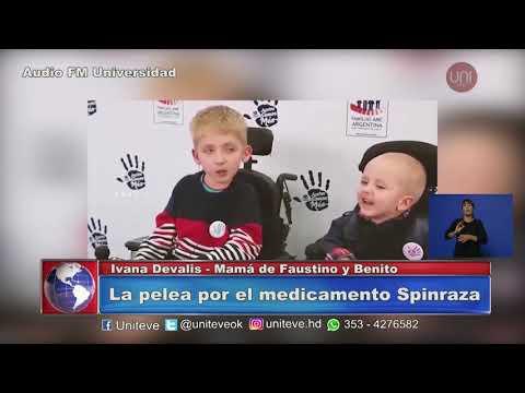 Crece la campaña por el Spinraza