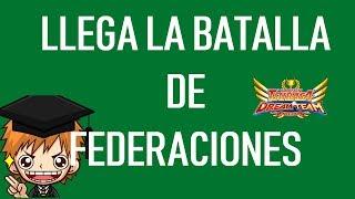 Batalla de Federaciones!! Como Funciona y Consejos Captain Tsubasa Dream Team
