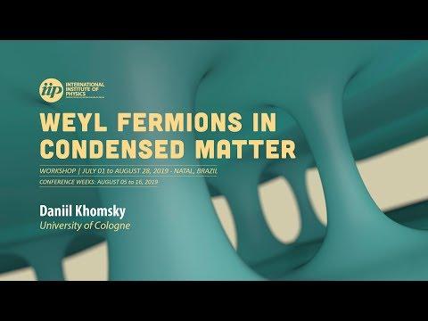 SrRuO3: a panel for studying quantum phenomena - Daniil Khomsky