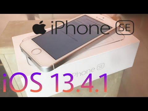 Iphone SE iOS 13.4.1 📱!¿realmente mejora?