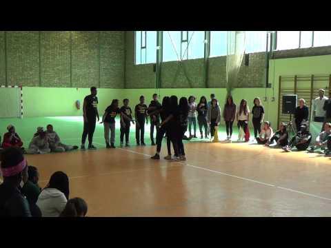 Finale Collège des Championnats Académiques UNSS Danse Hiphop