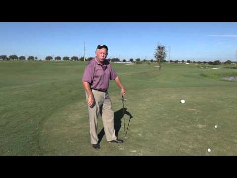 Gravity Golf Lesson – Psychology 101 – Hitting Over The Pond
