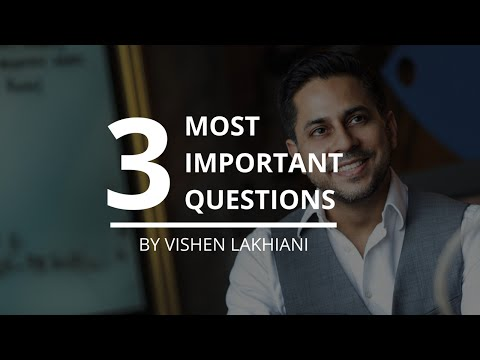 IMPORTANT - Editors Note: This presentation has been shared at University of Michigan Business School, Awesomeness Fest, and on stage multiple times by Vishen Lakhiani, ...