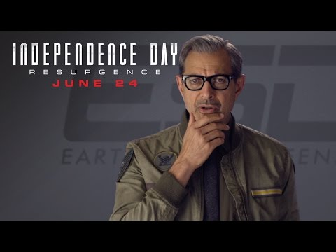 Independence Day: Resurgence (Viral Video 'ESD Space Alien Alert')