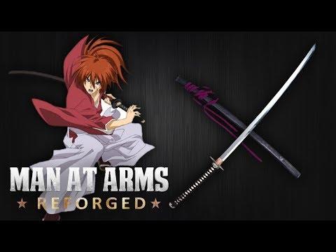 Reverse Blade Katana - Rurouni Kenshin - MAN AT ARMS: REFORGED - Thời lượng: 23 phút.