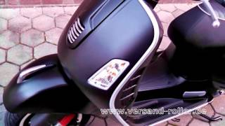 8. Versand Roller Vespa LXV 50 Vespa GTS 300 Super Sport