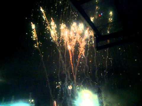Festejos del 15 de Septiembre en la Delg.Venustiano Carranza
