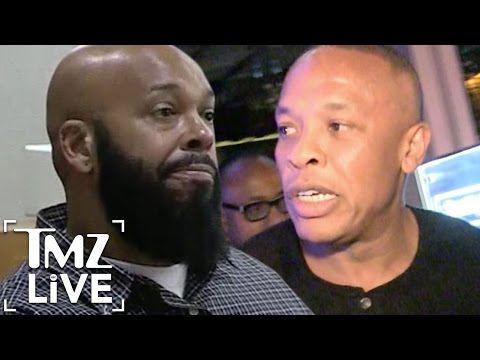 SUGE KNIGHT Lawsuit: DR. DRE Hired a Hitman to Kill Me | TMZ Live