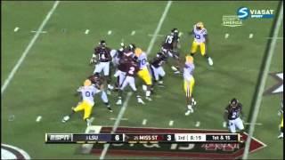 Morris Claiborne vs Mississippi State 2011