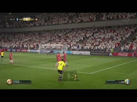 Some of my best goals so far on Fifa 17 - Fifa 17 Compilation