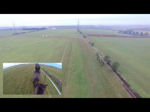 Cocklebarrow Racecourse Gallop 2017