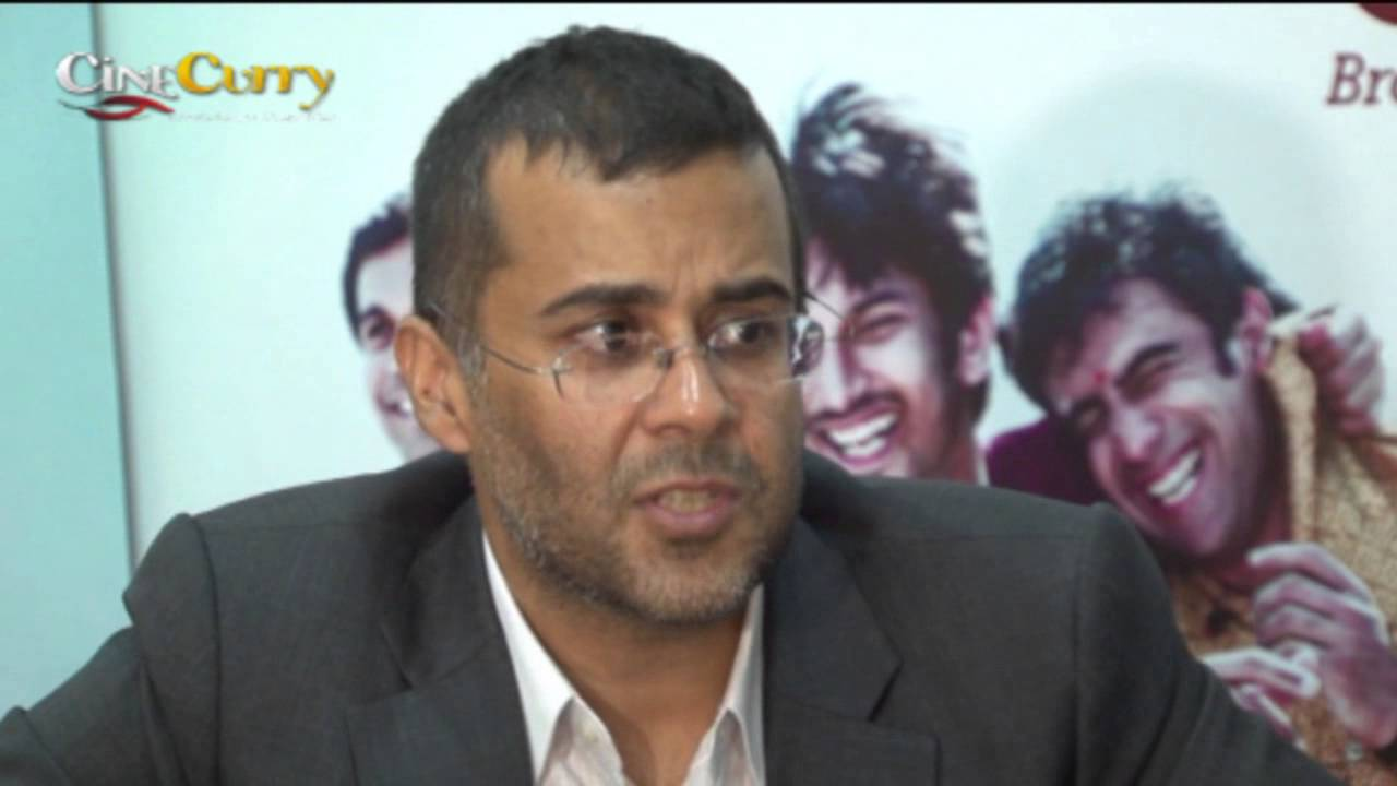 Kai Po Che is a real film without frills: Chetan Bhagat