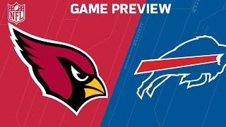 Cardinals vs. Bills (Week 3 Preview) | Around the NFL Podcast | NFL by NFL