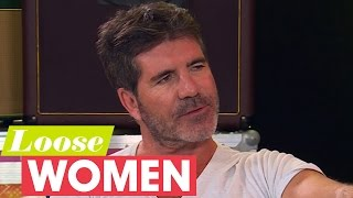 Simon Cowell Gets Emotional When Talking About His Mother   Loose Women