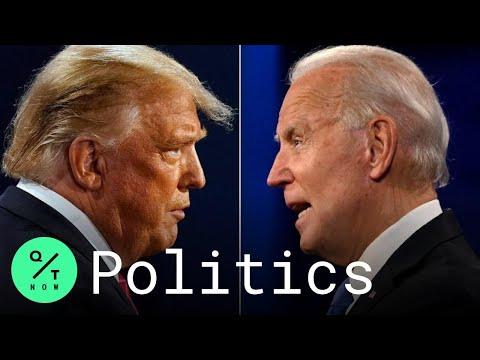 Biden and Trump Spar Over Fracking at Final Presidential Debate