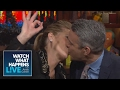 Rita Wilson and Andy Cohen Get Flirty in the Twizzler Challenge | WWHL