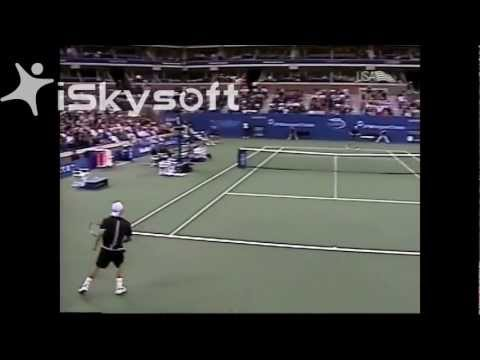 Andy Roddick meltdown due to Chair Umpire overrule