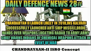 THIS IS 28 TH VIDEO IN DAILY DEFENCE NEWS SERIES -~-~~-~~~-~~-~- Please watch: