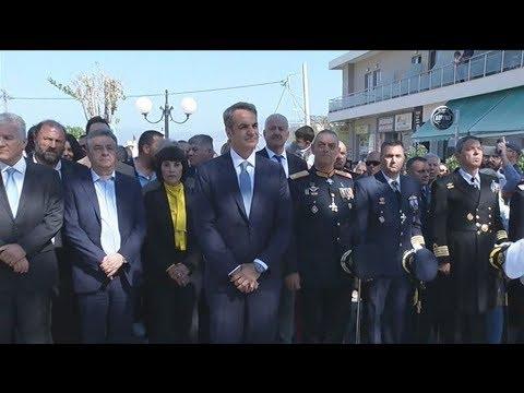 «Η 28η Οκτωβρίου στέλνει το μήνυμα της ενότητας και του οράματος για μια καλύτερη Ελλάδα»