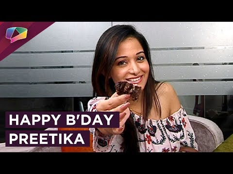Preetika Rao Celebrates Her Birthday