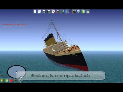Gta san andreas titanic la pelicula