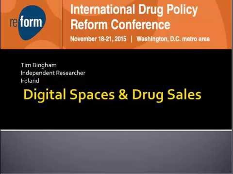 Digital Spaces And Online Drug Sales On The Darkweb