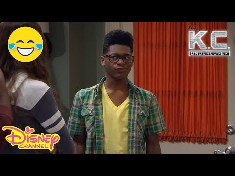 K.C.  Undercover | Down in the Dumps | Clip