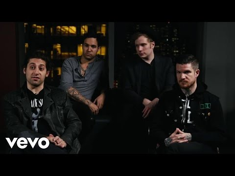 boy - Music video by Fall Out Boy performing VEVO News Interview. (C) 2013 The Island Def Jam Music Group.