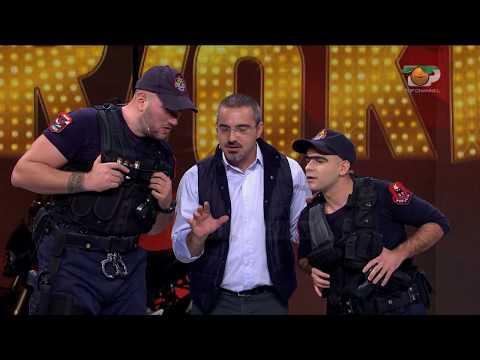 Portokalli, 15 Tetor 2017 - Policet dhe Saimir Tahiri (Cunat e Sajes)